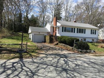 Falmouth Single Family Home Contingent: 34 Kathy Ann Lane