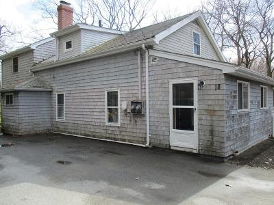 Saugus Single Family Home Under Agreement: 18 Flushing Rd