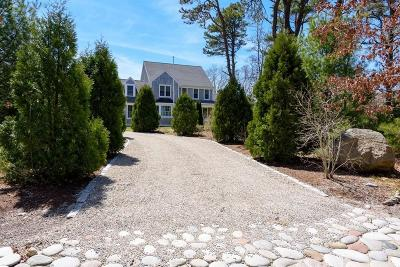Bourne Single Family Home For Sale: 425 Scraggy Neck
