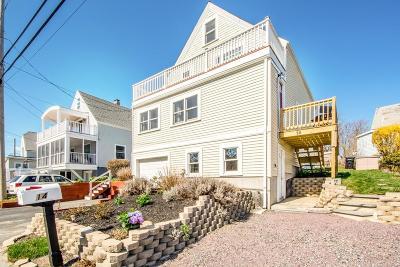 Hull Single Family Home For Sale: 14 Fairmount Way