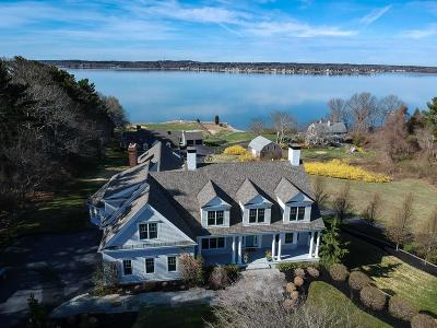 Duxbury Single Family Home For Sale: 56 Crescent St
