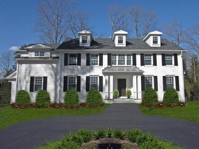 Wellesley Single Family Home Under Agreement: 18 Allen Rd