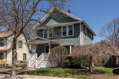 Single Family Home Under Agreement: 55 Avalon Road