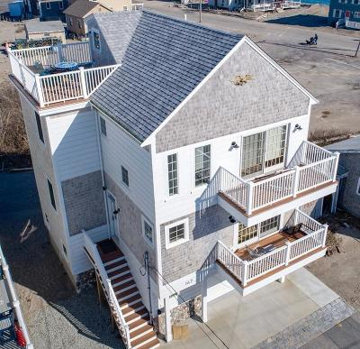 Scituate Single Family Home For Sale: 167 Jericho Road