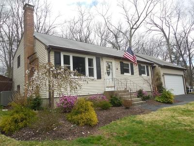 Franklin Single Family Home For Sale: 19 Rolling Ridge Road