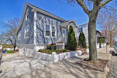 Somerville Single Family Home Under Agreement: 93 Jaques Street