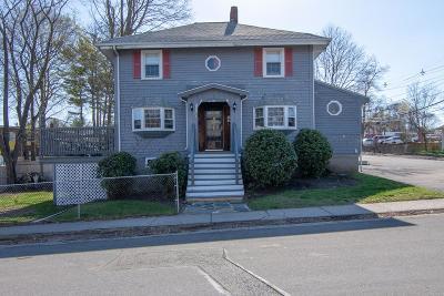Braintree Single Family Home For Sale: 80 Arthur St