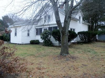 Bellingham Multi Family Home Contingent: 68-70 Irving St
