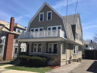 Watertown Condo/Townhouse Under Agreement: 40 Commonwealth Road #1