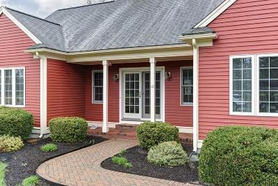 Halifax Single Family Home Under Agreement: 10 Fairway Dr