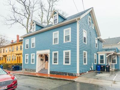 Cambridge MA Condo/Townhouse Back On Market: $759,000