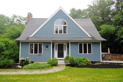 Norwell Single Family Home Price Changed: 731-R Grove St
