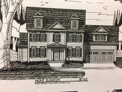 Milford Single Family Home Under Agreement: Lot 19 Field Pond Rd.