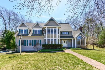 Hopkinton MA Single Family Home Under Agreement: $895,000