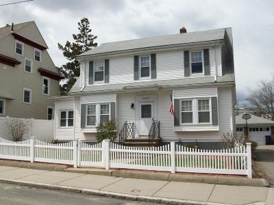 Boston Single Family Home Under Agreement: 25 Bentley St