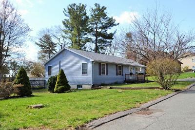 Beverly Single Family Home For Sale: 34 Bates Park Ave