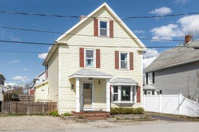 Ipswich Single Family Home Under Agreement: 4 Sixth Street