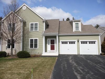 Middleboro Condo/Townhouse Contingent: 18 Sarah Reed Hunt Way #18