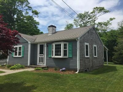 Sandwich Single Family Home For Sale: 8 Charles St