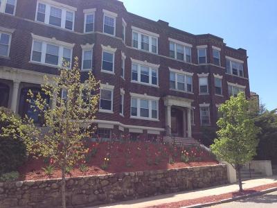 Brookline Multi Family Home Under Agreement: 36 Addington