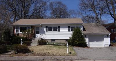 Randolph Single Family Home Under Agreement: 4 Bruce Cir