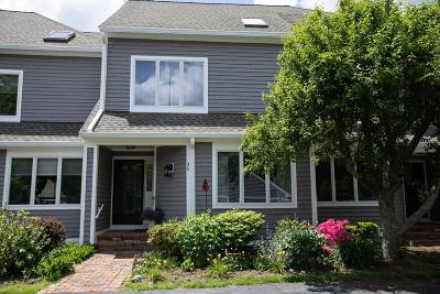 Scituate Condo/Townhouse Contingent: 40 Driftway #35