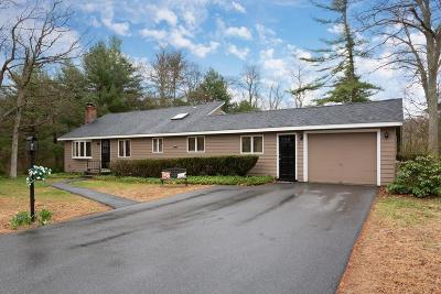 Easton Single Family Home Under Agreement: 2 Hermosa Dr.