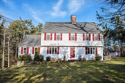 Duxbury Single Family Home For Sale: 3 Winslow Rd