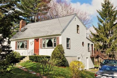 Westborough Single Family Home For Sale: 47 Maynard St
