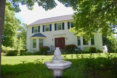 Scituate Single Family Home Price Changed: 346 Chief Justice Cushing Hwy