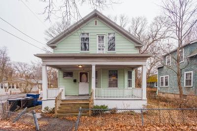 Single Family Home Under Agreement: 71 Cottage Rd