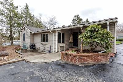 Hudson Single Family Home For Sale: 1 Meadowbrook Rd