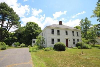 Middleboro Single Family Home For Sale: 32 Pleasant St