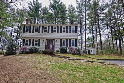 East Bridgewater Single Family Home Under Agreement: 23 Melissa Cir