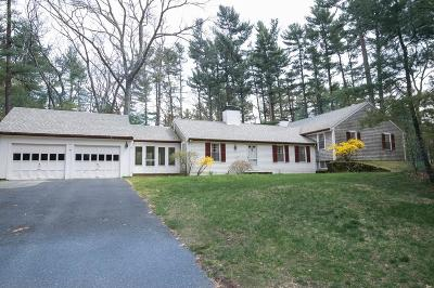 Duxbury Single Family Home For Sale: 45 Driftwood Dr.