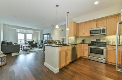 Condo/Townhouse For Sale: 1501 Commonwealth Ave #201