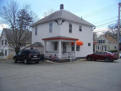 Single Family Home For Sale: 63 Samoset Street