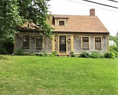 Marshfield Single Family Home Under Agreement: 134 Old Ocean St