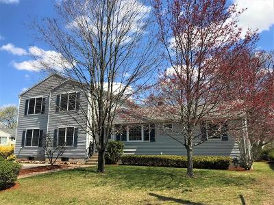 Burlington Single Family Home Contingent: 4 Sunnyfield Ave