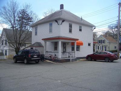 Commercial For Sale: 63 Samoset Street
