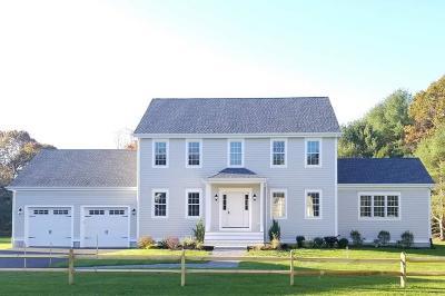 Duxbury Single Family Home Contingent: 821 Mayflower Street