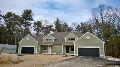 Scituate Condo/Townhouse Under Agreement: 18 Kevin's Way #8