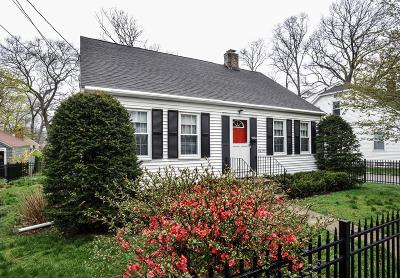 Braintree Single Family Home For Sale: 43 Judson Street