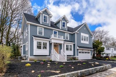 Arlington Single Family Home For Sale: 62 Kensington Park