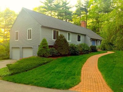 Sudbury Single Family Home For Sale: 21 Pendleton Rd