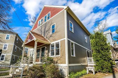 Condo/Townhouse For Sale: 48 Rockvale Cir #48