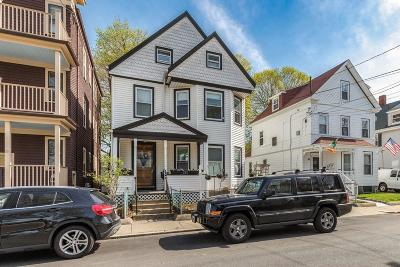 Boston Single Family Home Under Agreement: 12 Chickatawbut St