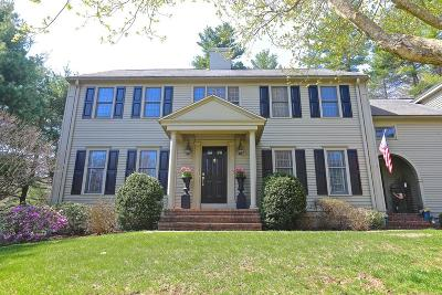 Easton Single Family Home Back On Market: 31 Vineyard Place