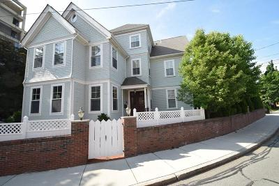 Single Family Home For Sale: 51a Sewall Ave