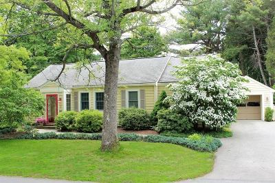 Hingham Single Family Home For Sale: 2 Whitehorse Rd